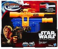 Nerf Star Wars E7 Super Soaker Han Solo Blaster