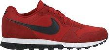 Nike MD Runner 2 university red/black/white
