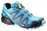 Salomon Speedcross 3 W azurin blu/fog blue