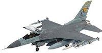 Tamiya F-16CJ Fighting Falcon mit Zurüstteilen