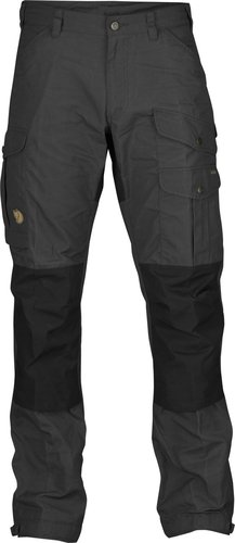 Fjällräven Vidda Pro Trousers Regular Dark Grey / Black