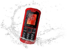 Crosscall Spider-X1 rot ohne Vertrag