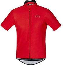 Gore Power Windstopper Soft Shell Trikot red