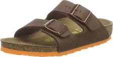 Birkenstock Arizona Kids desert soil brown