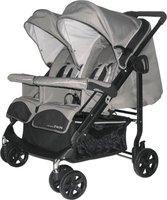 Baby-Plus CompactTwin Grey