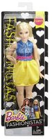 Mattel Barbie New Fashionistas Curvy