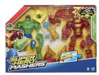 Hasbro Marvel Super Hero Mashers - Hulk vs Hulk Buster