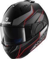 Shark Evo-One Krono schwarz/rot