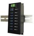 Exsys 7 Port USB 3.0 Hub (EX-1187HMVS)
