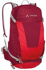 Vaude Moab 25 dark indian red