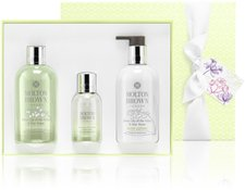 Molton Brown Dewy Lily of the Valley & Star Anise Set (EdT 50ml + SG 300ml + BL 300ml)