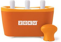Zoku Quick Pop Maker orange