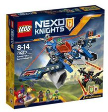 LEGO Nexo Knight Aarons Aero-Flieger (70320)