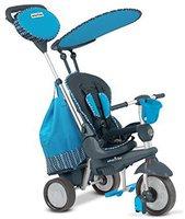 Smart Trike Splash 5 in 1 blau