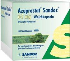 Sandoz Azuprostat Sandoz 65 mg Weichkapseln (100 Stk.)