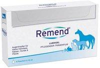 Bayer Remend Lubrigel f.Hund/Katze/Pferd (4 x 10 ml)