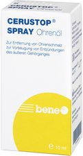 Bene Cerustop Ohrenöl Spray (10 ml)