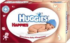 Huggies Happies Pflegetücher 80 Stück