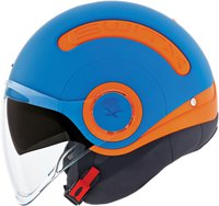 Nexx SX.10 blau/orange