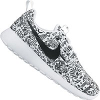 Nike Roshe One Print Wmn white/black
