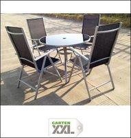 Brema Tischgruppe CORK 5-tlg.