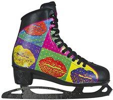 Powerslide Pop Art Ice Skates Lips