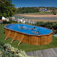 Gre Galapagos Dream Pool 730 x 375 x 120 cm