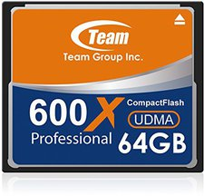 Team Group CompactFlash Card 600x