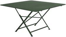 Fermob Cargo Tisch (130 x 130 cm) Zederngrün
