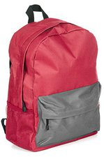 NGS Technology Laptop Backpack peak red