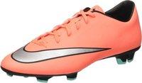 Nike Mercurial Victory V FG bright mango/metallic silver/hyper turquoise