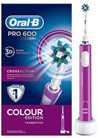 Oral-B Pro 600 CrossAction Colour Edition