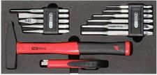 KS Tools Splintentreiber + Hammer-Set 13-tlg. (815.1303)