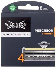 Wilkinson Quattro Titanium Precision (8 Stk.)