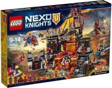 LEGO Nexo Knight Jestros Volcano Base (70323)
