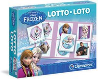 Clementoni Disney Frozen Gefrorene Lotto Spiel