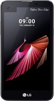 LG X screen schwarz ohne Vertrag