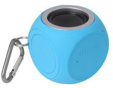 MOBISET Sound2Go Watercube eisblau