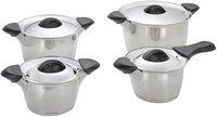 BK Cookware Q Linair Classic Topfset 4-teilig (B4295.034)