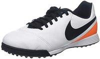 Nike Tiempo Legend VI TF Jr white/black/total orange