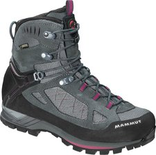 Ajungilak Alto Guide High GTX Women graphite/amarante