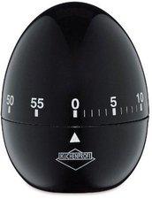 Küchenprofi Timer Egg schwarz
