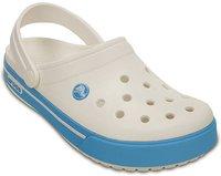 Crocs Crocband II.5 white/electric blue