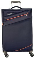 American Tourister Pikes Peak Spinner 80 cm carbon blue