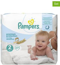 Pampers Premium Protection Sensitive Mini Gr.2 (3-6Kg)