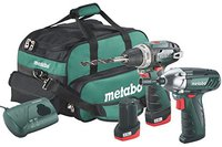 Metabo Combo-Set 2.3 10.8V BS+SSD (6.85055.00)