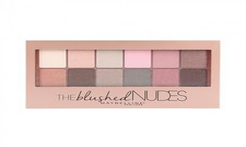 Maybelline The Blushed Nudes Lidschatten Palette 12 Shades (10g)