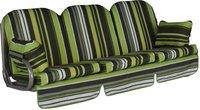 Angerer Deluxe Schaukelauflage für 3-Sitzer 180 x 50 cm Helsinki