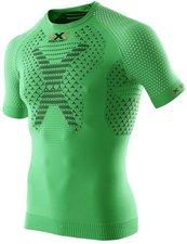 X-Bionic TWYCE Running Shirt Men's green / black