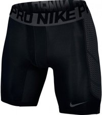 Nike Pro Cool Hypercool 6 Shorts black / dark grey